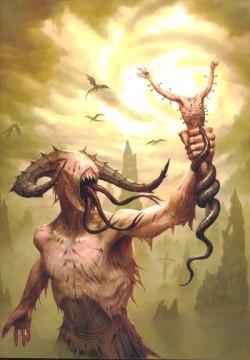 'Satan' by Øyvind Haagensen, Norway