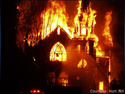 Church on Why Satanists Should Burn Churches    Spritzophrenia