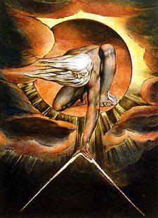 Blake, Grand Architect of the Universe