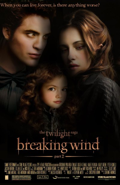 Twilight Breaking Wind